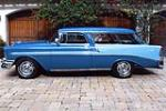 1956 CHEVROLET NOMAD CUSTOM WAGON - Side Profile - 117688