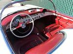 1954 CHEVROLET CORVETTE CONVERTIBLE - Interior - 117689