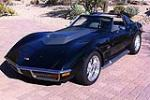 1971 CHEVROLET CORVETTE CUSTOM COUPE - Front 3/4 - 117690