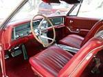 1967 PONTIAC GRAND PRIX CONVERTIBLE - Interior - 117694