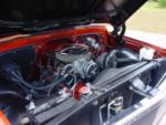 1969 CHEVROLET STEP-SIDE PICKUP - Engine - 117697