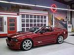 2006 FORD SALEEN MUSTANG SUPERCHARGED CONVERTIBLE - Front 3/4 - 117703