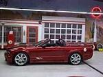 2006 FORD SALEEN MUSTANG SUPERCHARGED CONVERTIBLE - Side Profile - 117703
