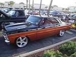1967 CHEVROLET CHEVY II CUSTOM 2 DOOR COUPE - Front 3/4 - 117711