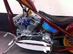 2007 CUSTOM RIGID MOTORCYCLE - Engine - 117745