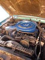 1969 MERCURY COUGAR XR7 CONVERTIBLE - Engine - 117747