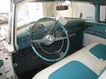 1955 FORD CROWN VICTORIA 2 DOOR HARDTOP - Interior - 117749