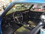1969 CHEVROLET CHEVELLE SS 396 CUSTOM 2 DOOR HARDTOP - Interior - 117767