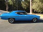 1969 CHEVROLET CHEVELLE SS 396 CUSTOM 2 DOOR HARDTOP - Side Profile - 117767