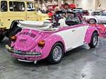 1975 VOLKSWAGEN BEETLE CUSTOM CONVERTIBLE - Rear 3/4 - 117773