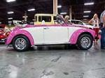 1975 VOLKSWAGEN BEETLE CUSTOM CONVERTIBLE - Side Profile - 117773