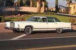 1977 LINCOLN CONTINENTAL 4 DOOR SEDAN - Front 3/4 - 117777