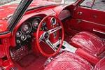 1963 CHEVROLET CORVETTE CONVERTIBLE - Interior - 117789