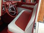 1956 FORD COUNTRY SQUIRE STATION WAGON - Interior - 117810