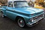 1965 CHEVROLET STEP-SIDE PICKUP - Front 3/4 - 117837