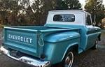 1965 CHEVROLET STEP-SIDE PICKUP - Rear 3/4 - 117837