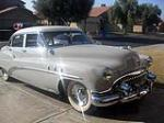 1952 BUICK SUPER 4 DOOR SEDAN - Front 3/4 - 117839
