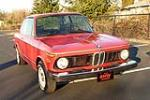 1975 BMW 2002 2 DOOR COUPE - Front 3/4 - 117841