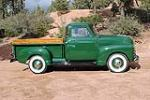 1953 CHEVROLET 3100 PICKUP - Side Profile - 117845