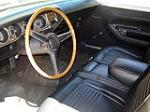 1970 PLYMOUTH CUDA AAR 2 DOOR HARDTOP - Interior - 118015