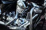 2000 HARLEY-DAVIDSON FLHTCI CUSTOM MOTORCYCLE - Engine - 118379