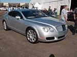 2005 BENTLEY CONTINENTAL GT 2 DOOR COUPE - Front 3/4 - 121153