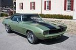 1969 CHEVROLET CAMARO Z/28 RS 2 DOOR COUPE - Front 3/4 - 125062