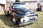 1956 FORD F-350 CUSTOM TRUCK - Front 3/4 - 125064