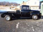 1956 FORD F-350 CUSTOM TRUCK - Side Profile - 125064
