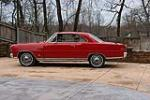 1966 CHEVROLET NOVA SS 2 DOOR COUPE - Side Profile - 125086