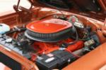1969 PLYMOUTH GTX 2 DOOR HARDTOP - Engine - 125104