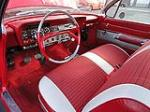 1961 CHEVROLET IMPALA BUBBLE TOP - Interior - 125129