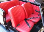 1971 VOLKSWAGEN BEETLE CONVERTIBLE - Interior - 125130