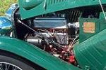 1949 MG TC CONVERTIBLE - Engine - 125154