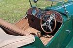 1949 MG TC CONVERTIBLE - Interior - 125154