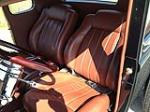 1932 FORD 5 WINDOW CUSTOM COUPE - Interior - 125155