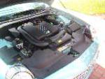 2002 FORD THUNDERBIRD CONVERTIBLE - Engine - 125176