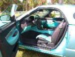 2002 FORD THUNDERBIRD CONVERTIBLE - Interior - 125176