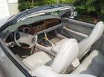 1997 JAGUAR XK8 CONVERTIBLE - Interior - 125187