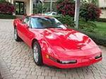 1995 CHEVROLET CORVETTE ZR1 COUPE - Front 3/4 - 125188