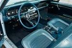 1966 FORD MUSTANG 2 DOOR COUPE - Interior - 125192