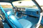 1970 PONTIAC TRANS AM 2 DOOR COUPE - Interior - 125199