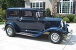 1930 CHEVROLET CUSTOM 2 DOOR COUPE - Side Profile - 125212