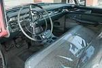 1957 CADILLAC SERIES 62 2 DOOR HARDTOP - Interior - 125219