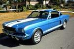1966 SHELBY GT350 FASTBACK - Front 3/4 - 125233