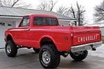 1970 CHEVROLET K10 CUSTOM PICKUP - Rear 3/4 - 125248