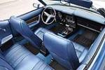 1972 FORD MUSTANG CUSTOM CONVERTIBLE - Interior - 125258