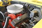 1968 CHEVROLET CAMARO SS CONVERTIBLE - Engine - 125265