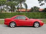 2001 MERCEDES-BENZ SL500 CONVERTIBLE - Misc 1 - 125272
