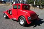 1932 FORD 5 WINDOW 2 DOOR COUPE - Rear 3/4 - 125276